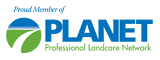 Member of Planet Professional Landscape Network