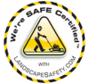 Landscape Saftey Logo
